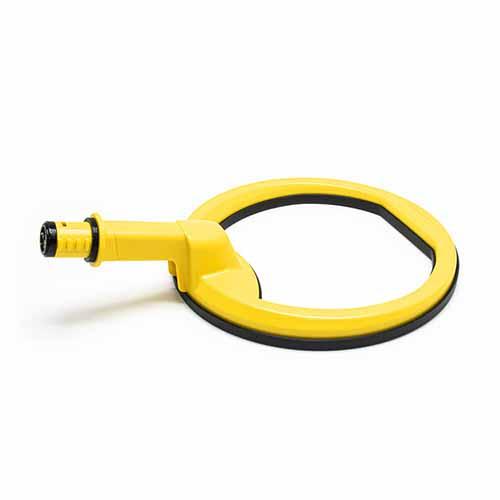Plato detección 20 cm amarillo - PulseDive